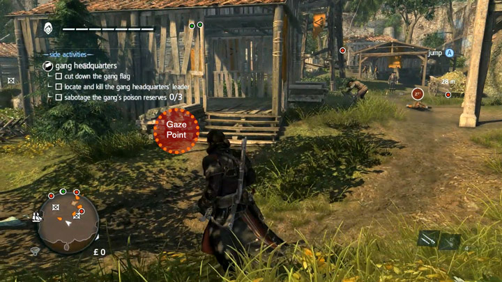 Assasin's Creed Rogue - SteelSeries Sentry