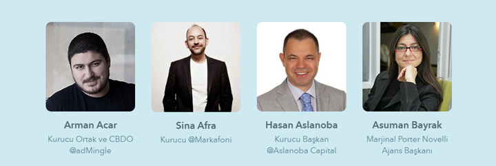 indir.com Mobil Uygulama Ödülleri 2015 jüri üyeleri