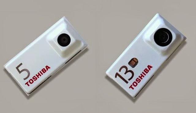 Project Ara Toshiba Kamera