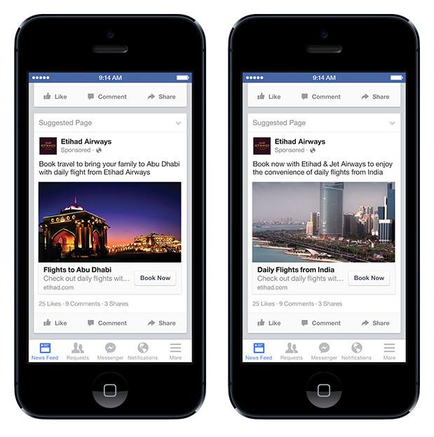 Facebook reklamları gurbetçi hedefleme