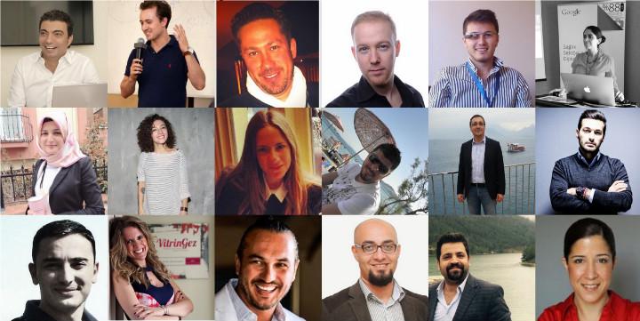Display Turkey 2015 konuşmacıları