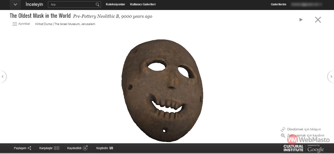 Google Art Project 3D