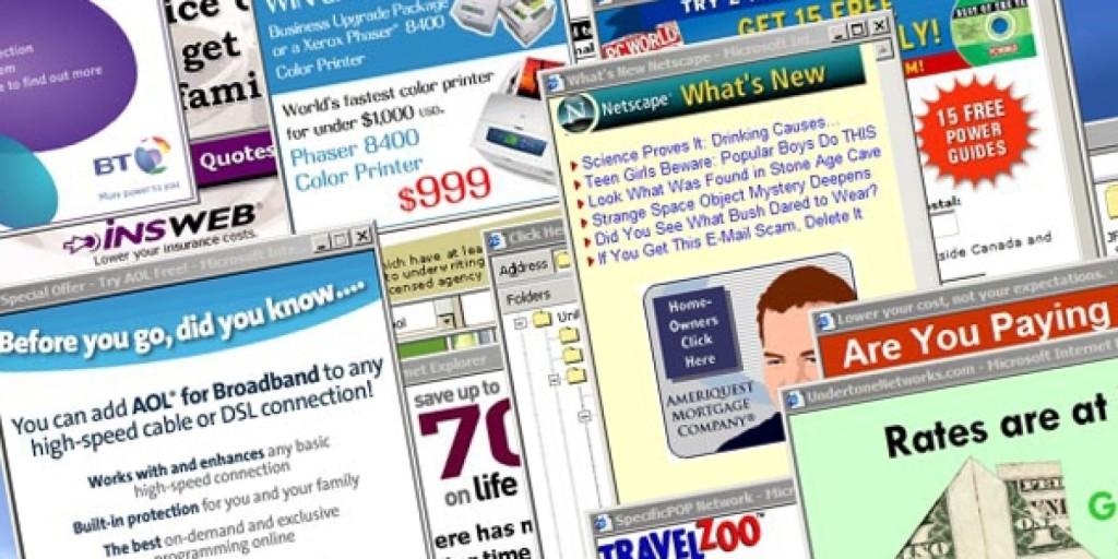 Pop-up reklamlar