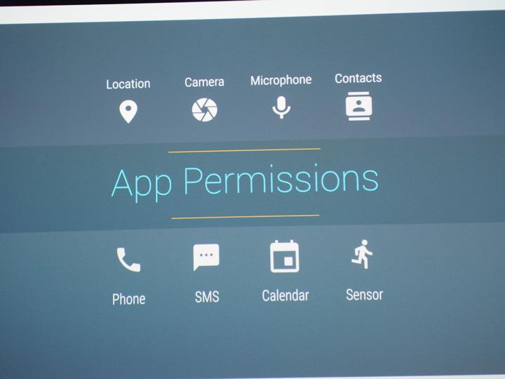 Android M Uygulama İzinleri (TNW)