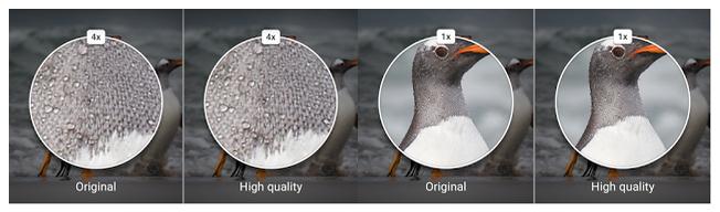 Google fotoğraf kalitesi