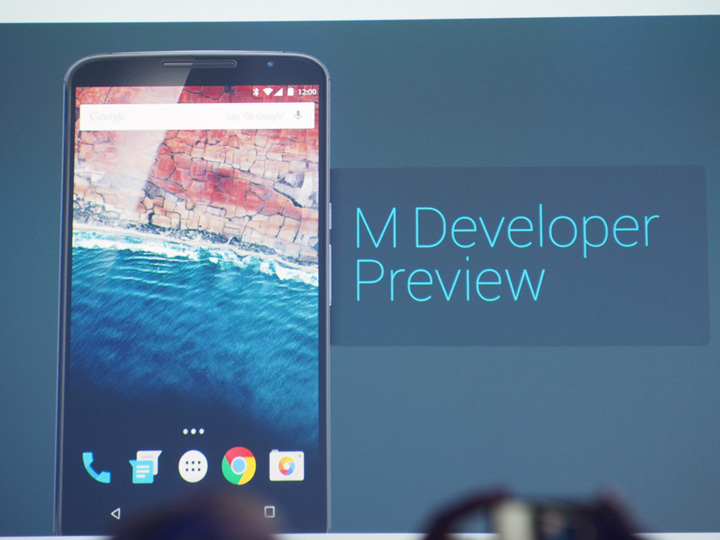 Android M Developer Preview (TNW)