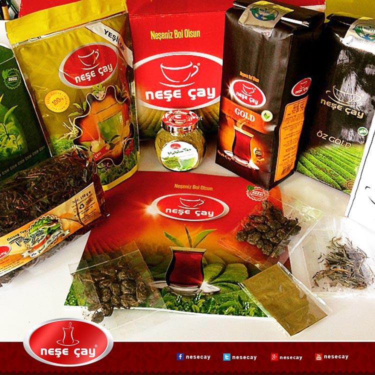 Neşe Çay Special hediye paketi