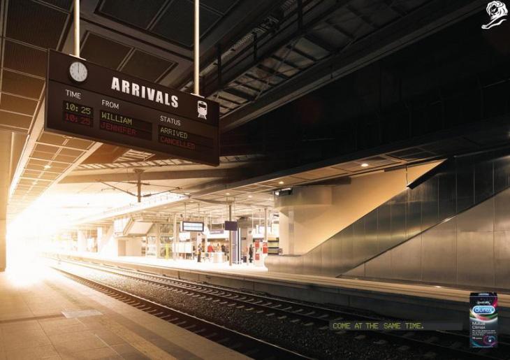 Train - Durex