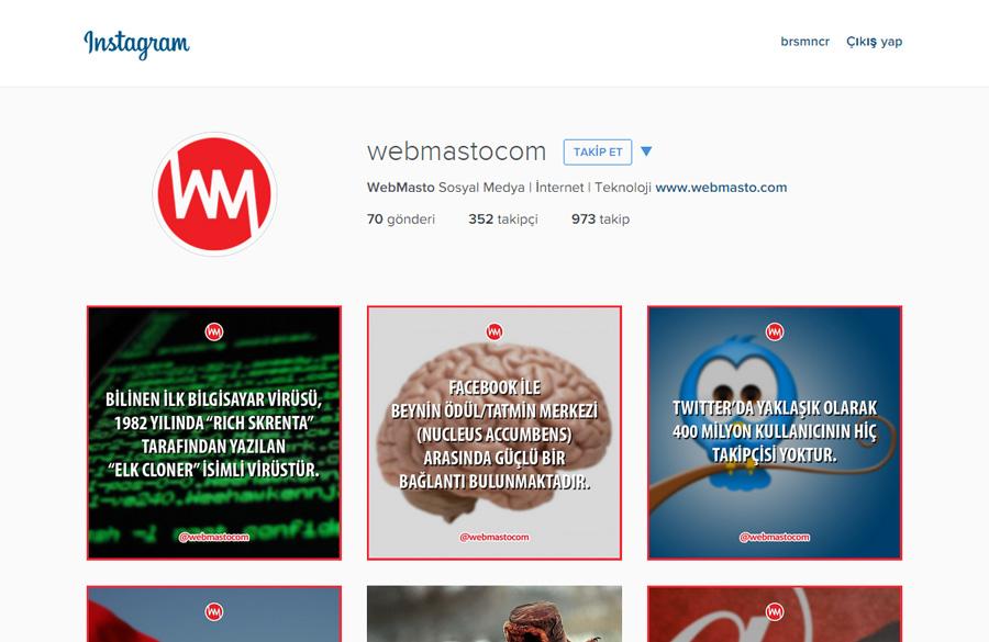 Instagram'ın yeni web tasarımı, kullanıcılara daha sade ve daha modern bir Instagram deneyimi sunuyor.