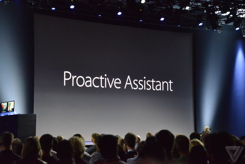 iOS 9 Siri - Proactive Assistant