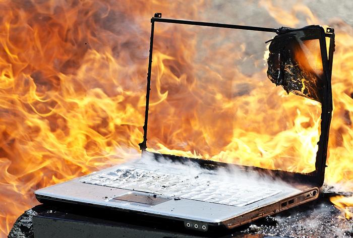 Bilgisayar ısınması