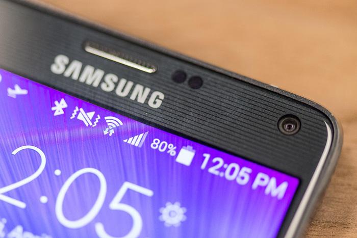 Samsung şebeke çizgileri