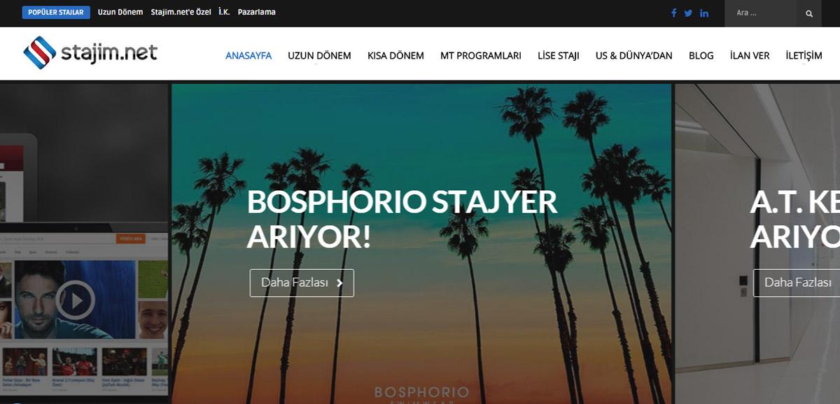 Stajyerim.net