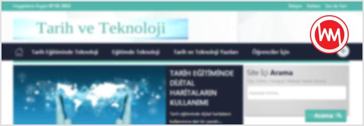 tarihveteknoloji.com