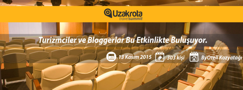 Uzakrota Travel Summit 2015