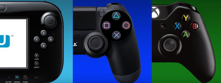 Wii U - PS4 - Xbox