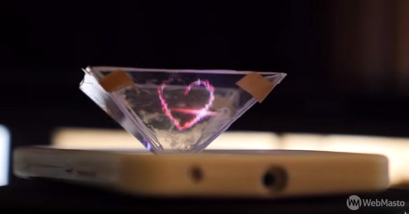 3D Hologram yapımı - Adım 7