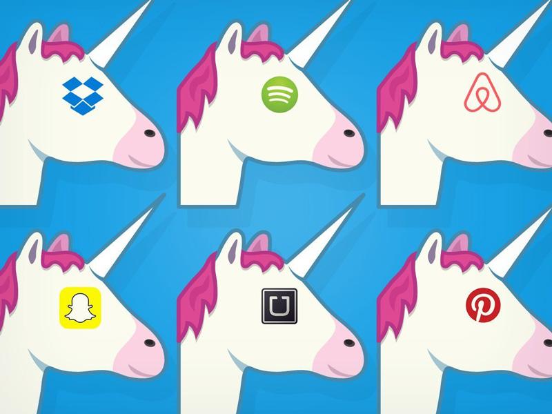 Unicorn şirketler