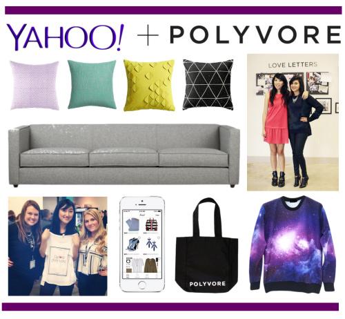 Yahoo - Polyvore