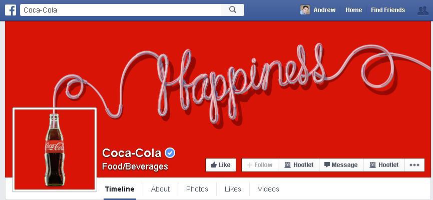 coca-cola-facebook-sayfasi-eski