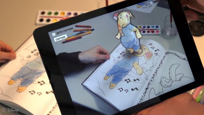 Disney In Yeni Teknolojisi Boyama Karakterlerini 3d Ye Donusturuyor