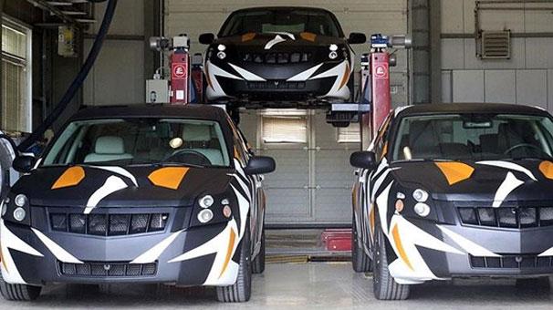 Yerli otomobil prototipi 3