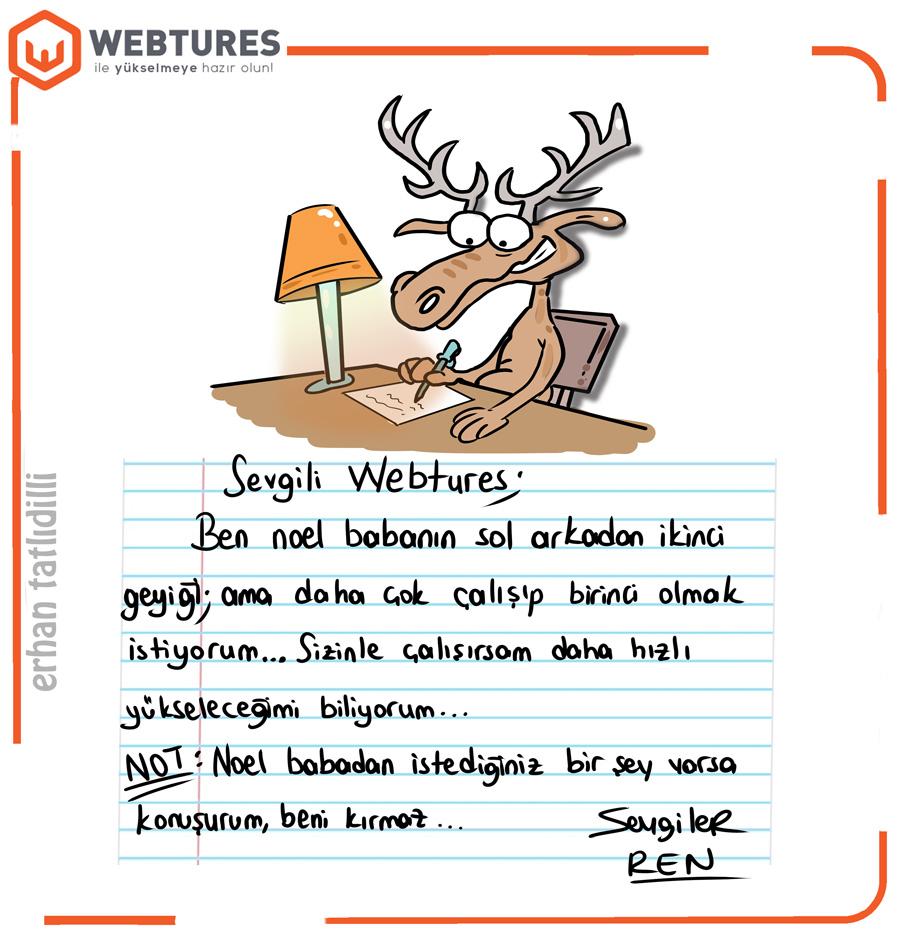 Webtures SEO Karikaturleri - Penguen Erhan Tatlidilli (2)