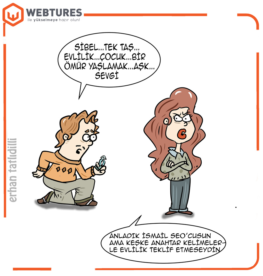 Webtures SEO Karikaturleri - Penguen Erhan Tatlidilli (3)