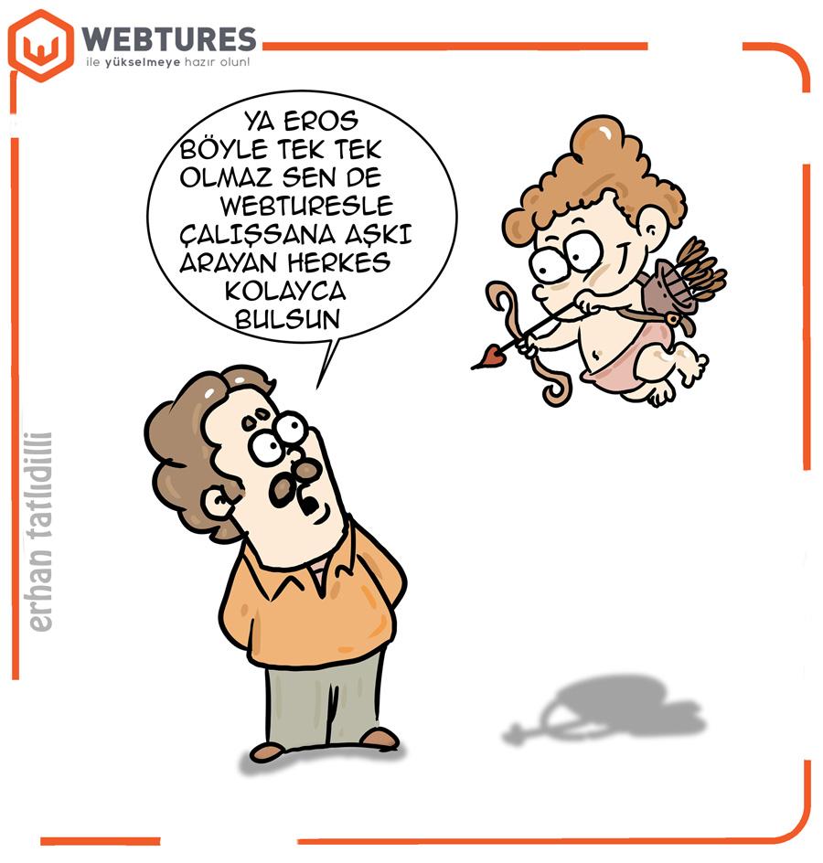Webtures SEO Karikaturleri - Penguen Erhan Tatlidilli (4)