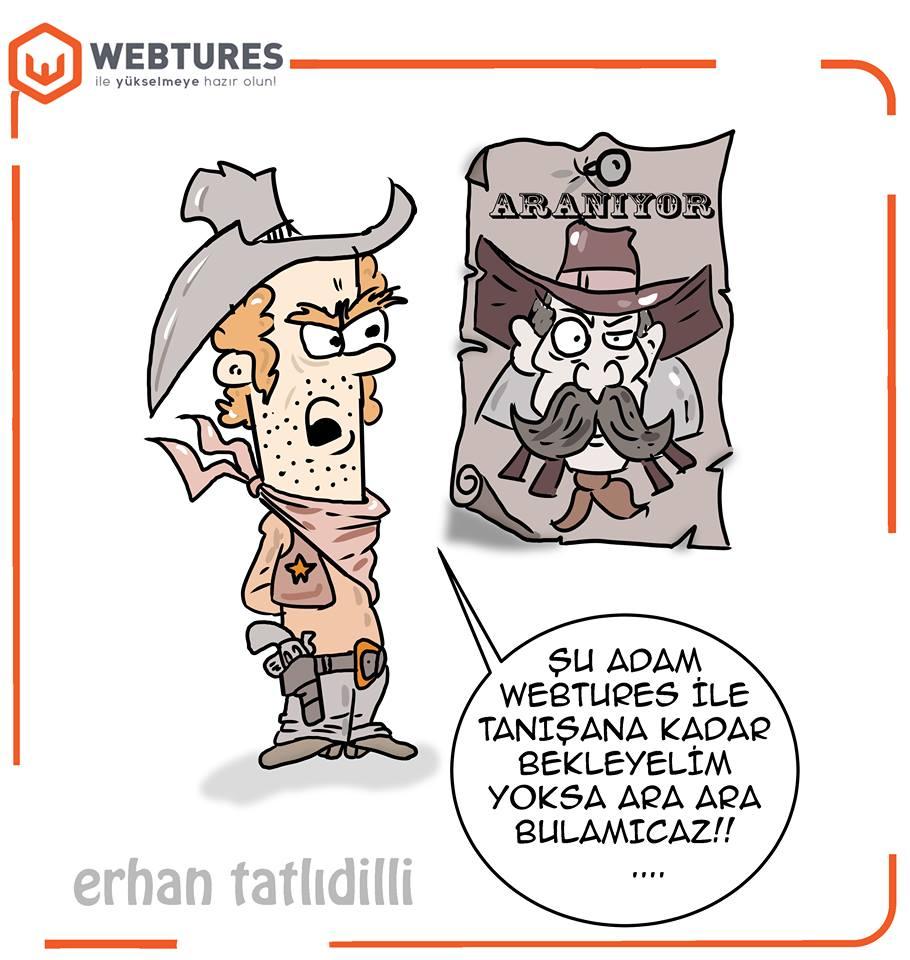 Webtures SEO Karikaturleri - Penguen Erhan Tatlidilli (7)