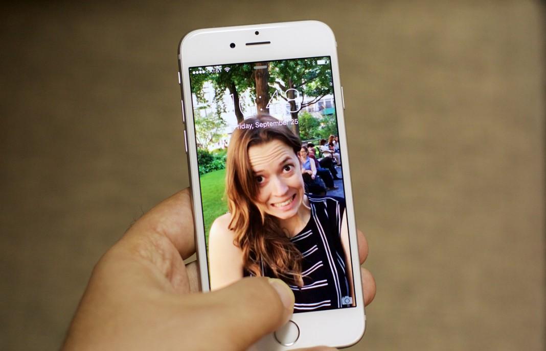 Как сделать хорошее фото на айфон