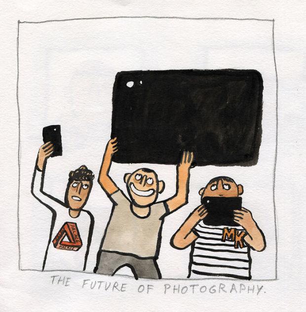 teknoloji bagimliligi illustrasyon jean jullien (19)