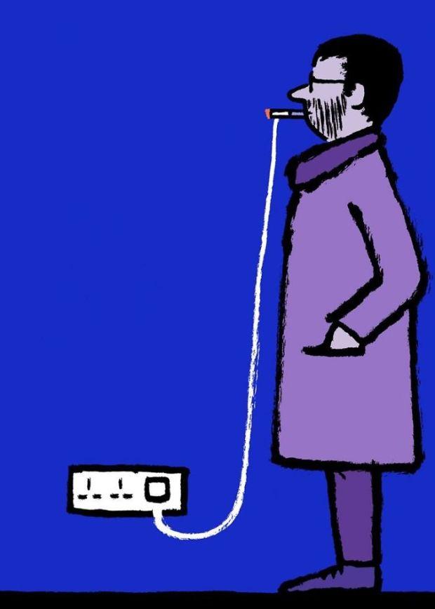 teknoloji bagimliligi illustrasyon jean jullien (25)