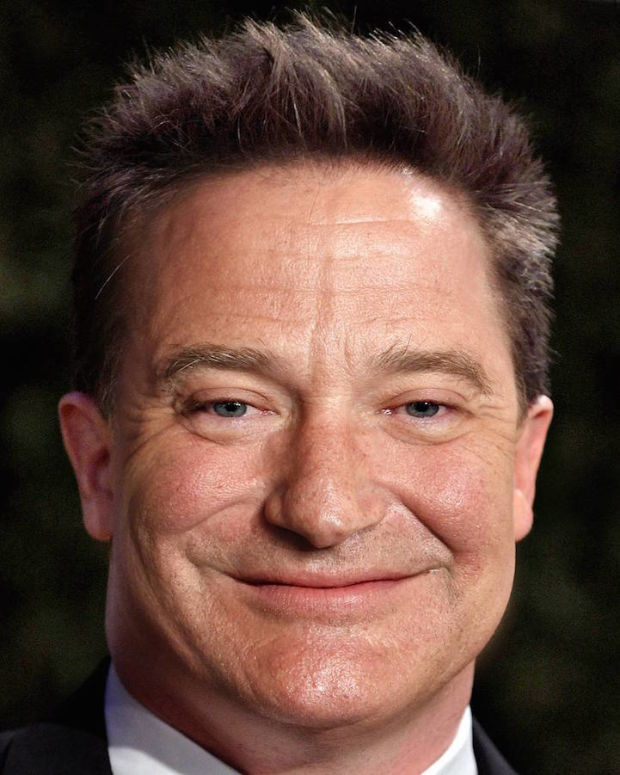 Robin Williams & Brendan Fraser