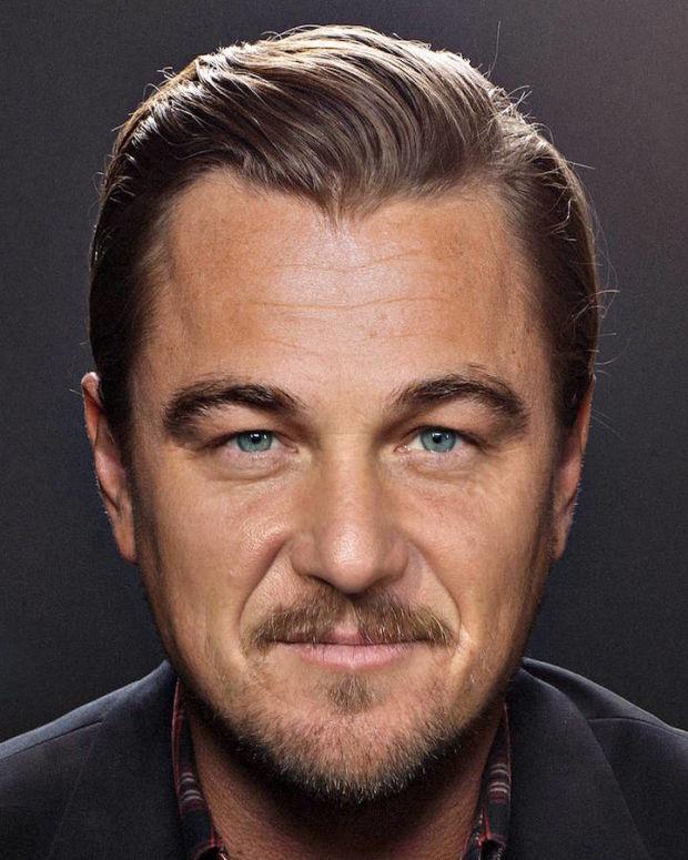 Leonardo Di Caprio & Sean Penn