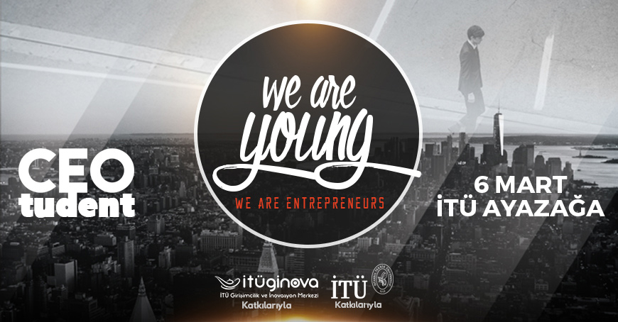 CEOtudent We Are Young