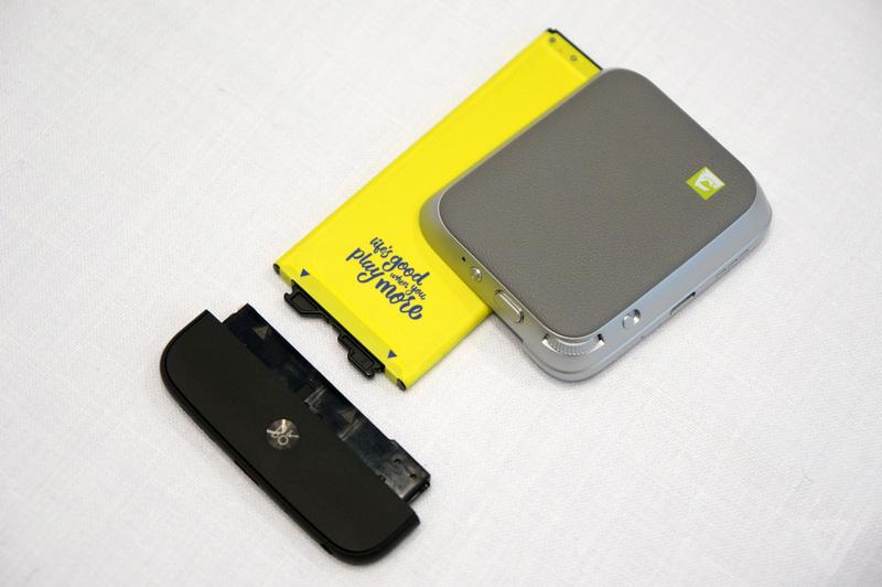 LG Cam Plus - LG Hi-Fi Plus