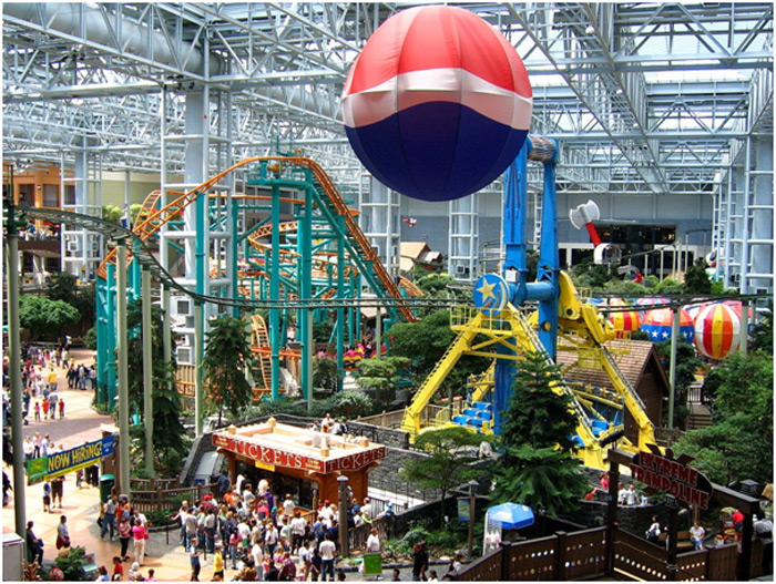 Mall of America – Rock & Ride