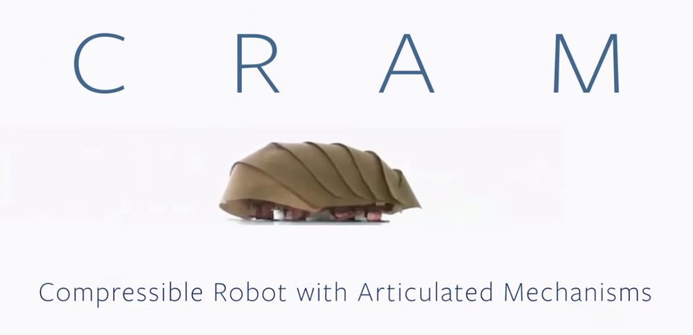 CRAM robot