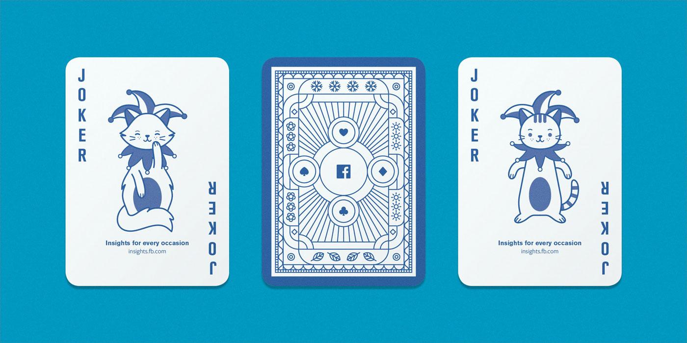 Facebook oyun kartları