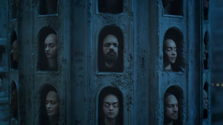 Game of Thrones Hall of Faces