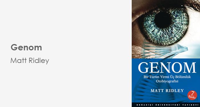 Genom - Matt Ridley