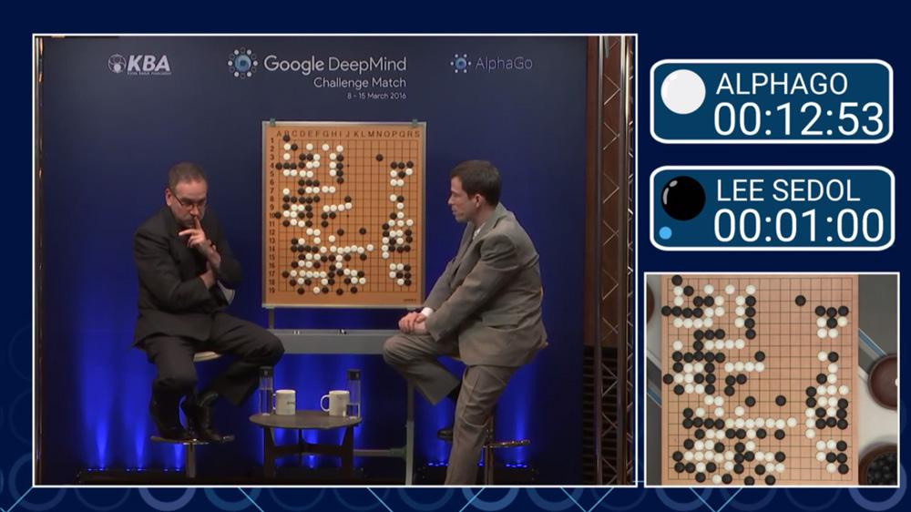 AlphaGo - Lee Se-dol 3-0