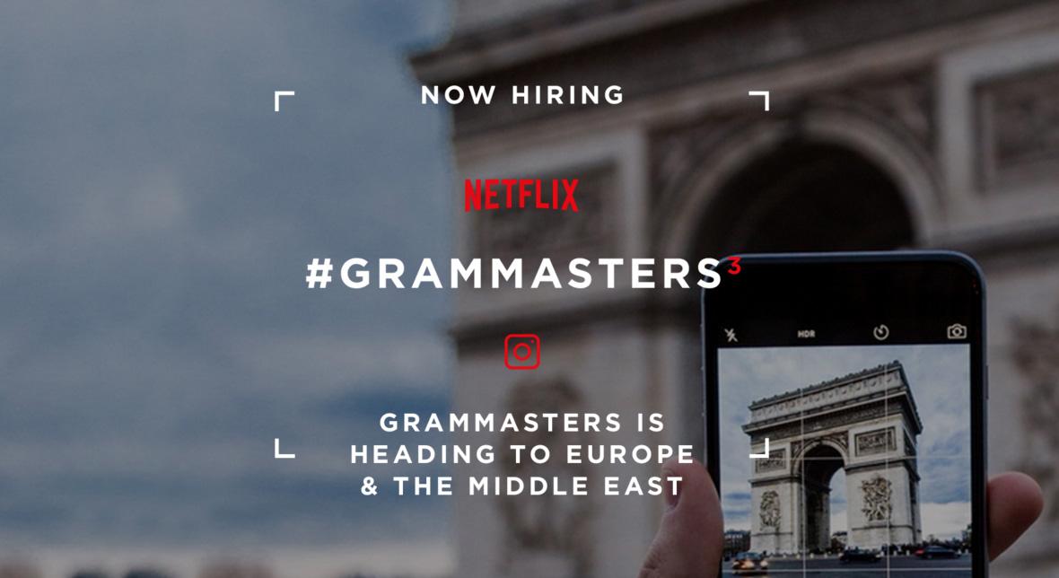 Netflix #grammasters3