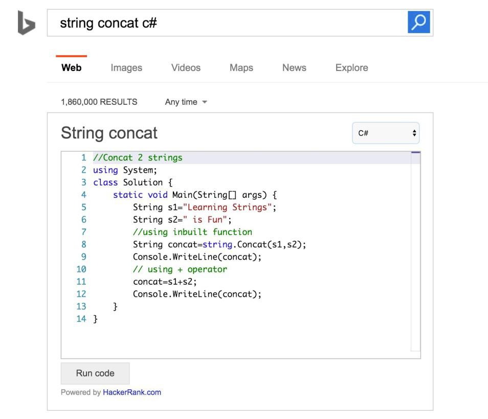 Bing-Kod-Editoru