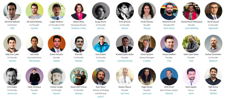 GİLT Akademi 2016 Konuşmacılar