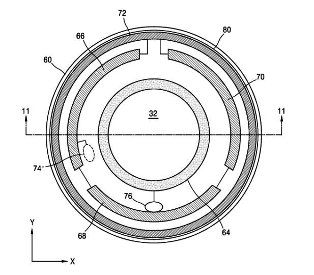 Samsung-akilli-kontakt-lens-patent