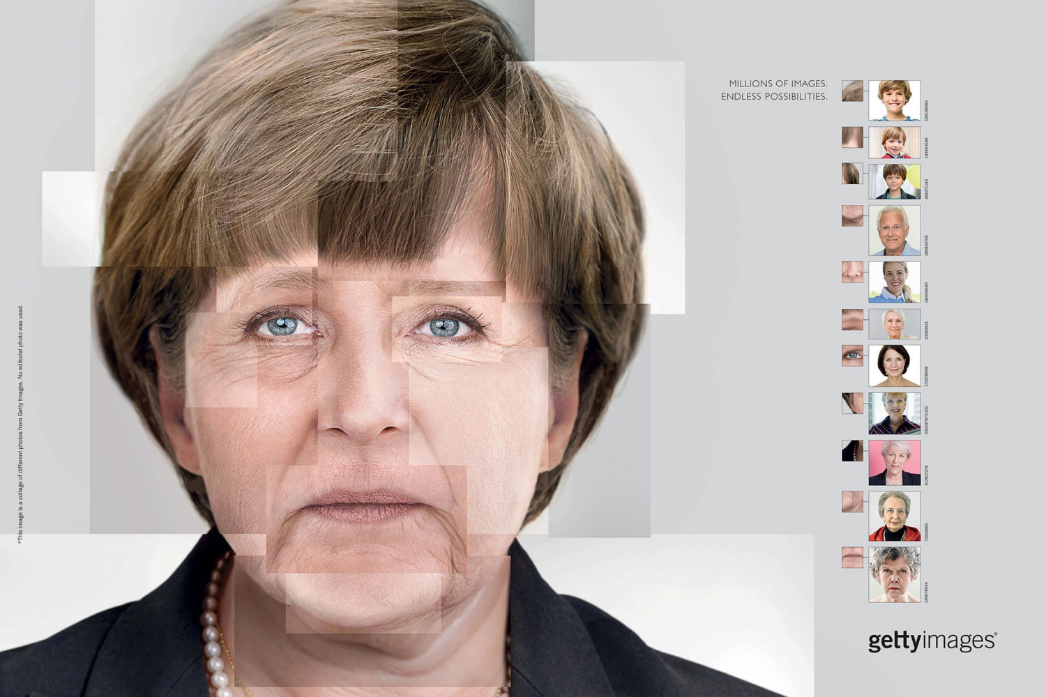 Angela Merkel Getty Images