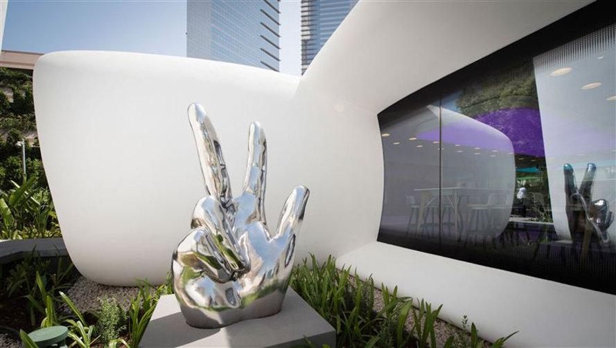 3D Yazıcı ile Bina Dubai