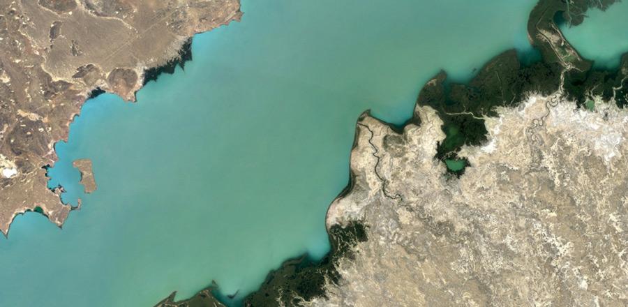 Balkaş Gölü, Kazakistan